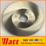 Machine de découpage froid de pipe automatique pour le coupeur de pipe d'acier inoxydable