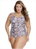 Dreieck-Bikini-Badeanzug-reizvoller Badebekleidungs-Badeanzug der großen Größen-Frauen