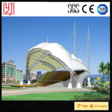 Het architecturale Materiële Afbaarden PTFE van het Stadion PVDF van Shool van de Structuur van het Membraan