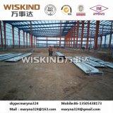 Estructura de acero material de Buliding de la vertiente del almacenaje