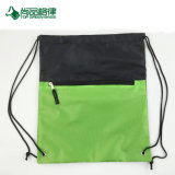 Backpack Drawstring полиэфира способа изготовленный на заказ кладет рюкзаки в мешки Drawstring Promo