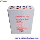 Batteria del gel di Opzv, batteria tubolare Opzv2-2000 di VRLA 2V