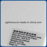 熱いWonven印刷できるEcoの溶媒壁紙を非販売する