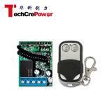 Interpréteur de commandes interactif en métal à télécommande avec 12V 1CH apprenant l'indicatif de sécurité et le récepteur
