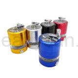 Smerigliatrice del tabacco della lega del metallo dello zinco per il compratore di fumo all'ingrosso del fornitore (ES-GD-043)