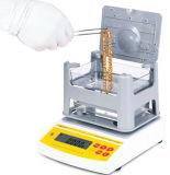 Tester del metallo prezioso/tester densità dell'oro/tester purezza dell'oro con la stampante