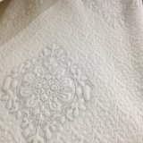 Mattress&Pillow 덮개 직물이 100%Polyester에 의하여 뜨개질을 했다
