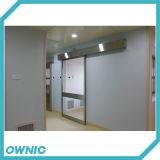ICUの自動引き戸