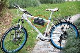 Mantenimiento de bicicletas con herramientas de corrección Portasilla Mini Inflador de neumáticos de la bomba de parche para el Divisor de la cadena de palanca esencial al aire libre