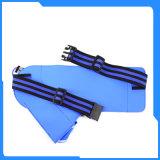 De In het groot Aangepaste Zak van uitstekende kwaliteit van de Taille van de Houder van de Fles van Fanny Zipper Workout Fitness Polyester van het Embleem Kleurrijke Unisex-