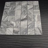 Серая каменная мозаика, плитка мозаики фабрики каменная для стены