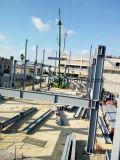 Здание пакгауза стальной структуры Больш-Пяди полуфабрикат светлое