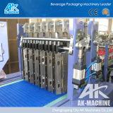 Película tipo lineal automático máquina de envasado envasado retráctil de botellas de plástico para el Pet