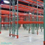 Q235B Stahl-800kg~5000kg kundenspezifische vorgewählte Ladeplatten-Speicher-Zahnstangen