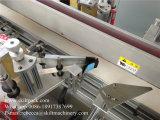 Machine à étiquettes faisante le coin automatique de cadre carré