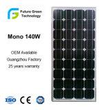 Фотовольтайческие панели солнечных батарей 140W способные к возрождению для дома (FG140W-P)