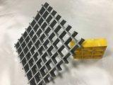 Feuille discordante en plastique de panneau moulée par FRP de fibre de verre
