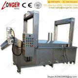 Automatique et continu de la machine de friture de croustilles Fryer Machine