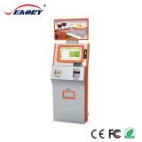 LCD Machine van de Kiosk van het Winkelcomplex van het Scherm van de Aanraking Doul van de Vertoning de Interactieve
