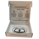 Qualitäts-Papiergeschenk-Kasten für das Hut-Verpacken