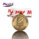 Qualily alta medalla de la Maratón de aleación de metal