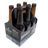 6 يورّق زجاجات خمر صندوق