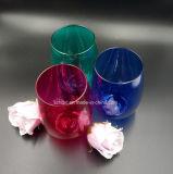 Plastikrotwein-Glas des unzerbrechlichen riesigen Haustier-16oz