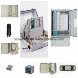 China ABS de 2 núcleos de la caja de terminales de fibra óptica interior