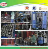 Lata de máquina de moldagem por sopro de garrafas de plástico/máquina de sopro de Extrusão