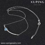 43293 Xuping моды ювелирных изделий благородные бриллиантовое ожерелье в форме сердца пульт управления с кристаллами от Swarovski прекрасный подарок
