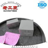 Plaque de soudure de carbure de tungstène cimenté