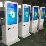 Tótem de LCD en venta en caliente con la impresora