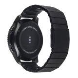 La sustitución de la banda de observar la marcha para Samsung S3 Classic / Frontera Smartwatch banda de 22mm Pulsera Acero