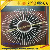 LEDライトのためのアルミニウム管