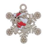 Kundenspezifische antike Goldsilber-Kupfer-Decklack-Sport-Medaille