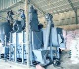 le bétail 5t/Hr et la volaille automatiques alimente la chaîne de production