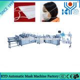 Nueva moda Venta caliente completamente automática de cara médico estable la fabricación de máscaras máquina fabricada en China