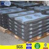 Colorare gli strati rivestiti di pietra delle mattonelle di tetto del metallo/laminata/doppio