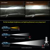 Acessórios auto farol super brilhante CREE de Alta Potência 12000LM H11 H4 H7 Lâmpada LED de Automóveis