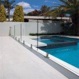 Система балюстрады Tempered стекла Frameless для террасы/балкона/патио