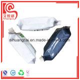 Bolso de empaquetado detergente modificado para requisitos particulares del escudete de la cara de la insignia con la boquilla