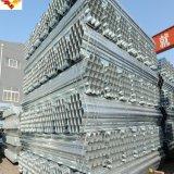 Tubo d'acciaio pre galvanizzato di ERW