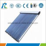 Солнечный коллектор трубы жары для крыши наклона и плоской крыши