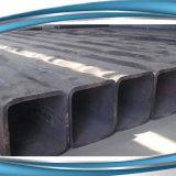Tubo de acero rectangular cuadrado laminado en caliente del tubo de acero