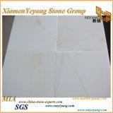 Lastre bianche del marmo della giada per le scale del pavimento non tappezzato