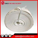 Tubo flessibile di lotta antincendio del PVC della tela di canapa di vendite dirette della fabbrica