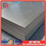 Placas Titanium da classe 5 Ti6al4V ASTM B265 para industrial