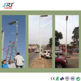 Zhongshang ha integrato l'indicatore luminoso di via solare del LED con il comitato solare TUV