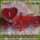 Romantische Inner-Tee-Licht-Kerze (T014) für Valentinstag