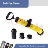 Outil pneumatique dans l'environnement compatible de nettoyage de drain de pipe à vendre (D-10A)